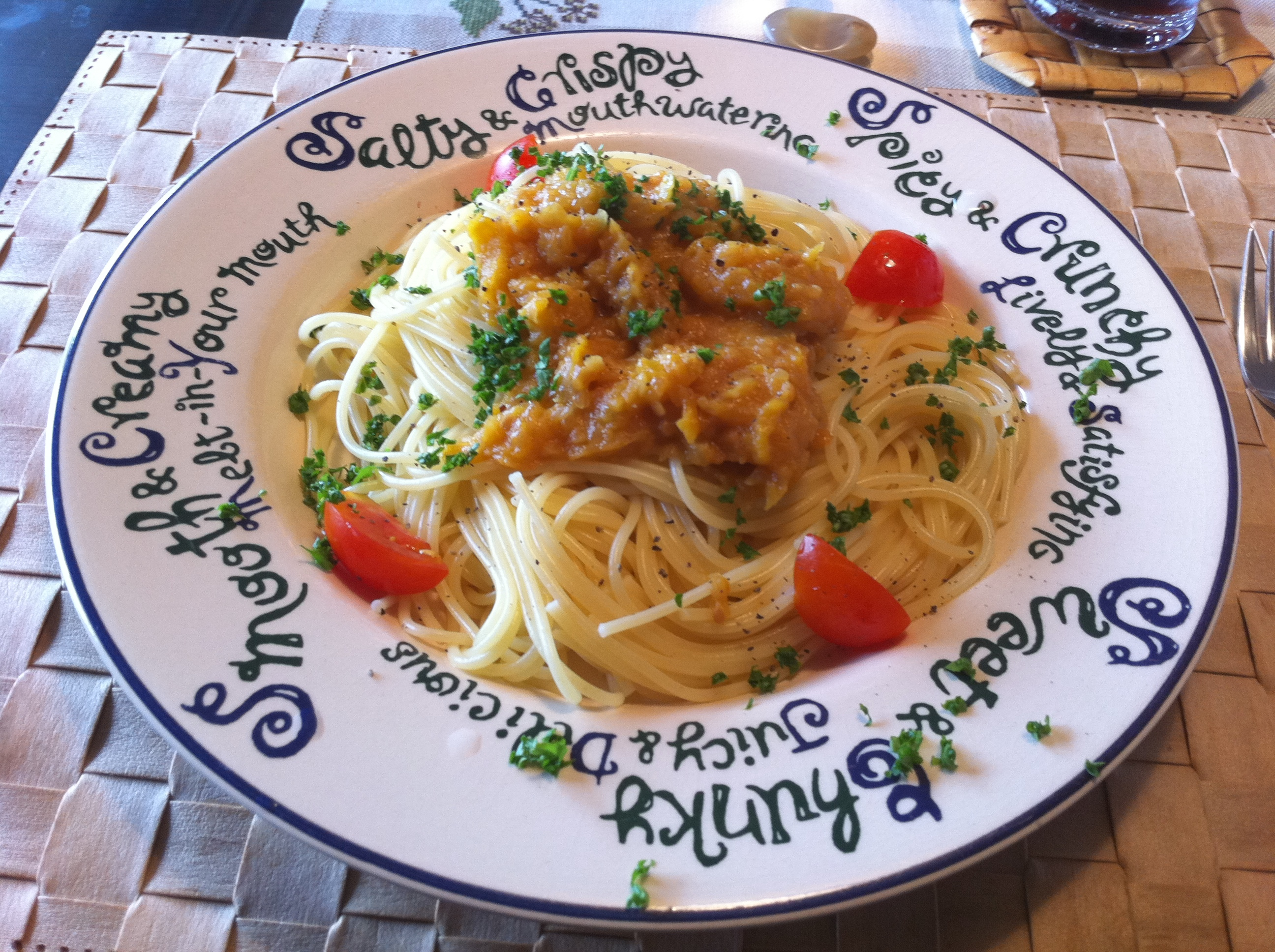 ゴールデンマルツァーノでトマトパスタソース!