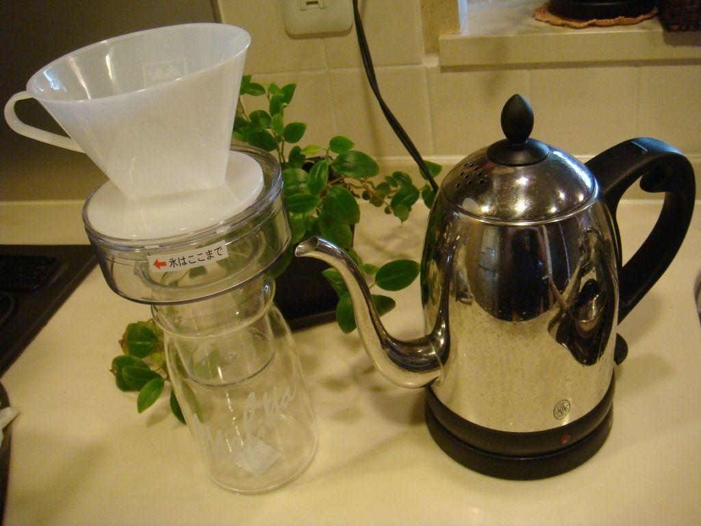 老舗メリタのアイスコーヒーメーカーはオススメ!