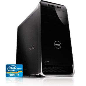 Core i7搭載Dell XPS8300購入しました。