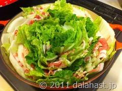 白菜豚バラ鍋1