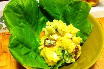 リアルマヨネーズを使った絶品ポテトサラダのレシピ
