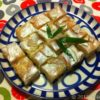 小鯛の押し寿司の作り方