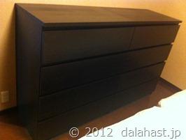 収納スペースを改善 by ディノス+IKEA家具