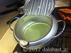 天ぷら鍋1