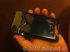 iPhone4Casemate剥げる