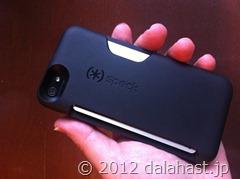 おサイフケータイiPhone5ケース