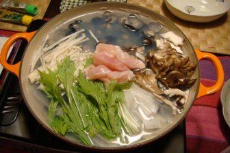 体が喜ぶ滋養たっぷりなしじみ鍋 ダシが美味