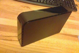 nasne増設用に外付けHDD 2TB(HD-LB2.0TU3/N)を購入
