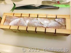 押し寿司つくり2