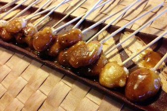 ホームベーカリーで京都今宮神社門前 老舗のあぶり餅を再現してみる