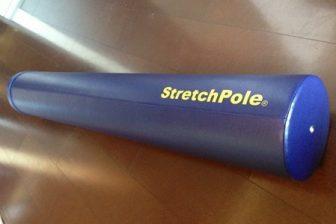 ストレッチポールで肩凝りと腰痛軽減 体の歪みを解消計画