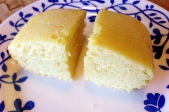 ホームベーカリーであっという間にできるヨーグルト蒸しパン