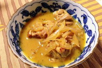 鶏肉のオレンジジュース煮 おうちスペイン料理