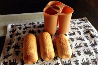 ホームベーカリーでお手軽焼きそばパン