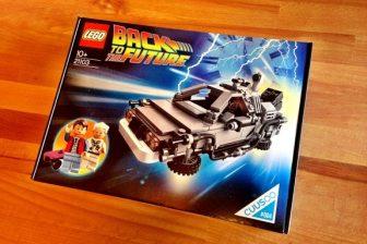 レゴ21103 Back to the futureを入手しました