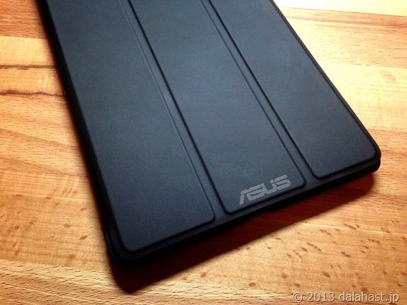 NEXUS7(2013) ASUS純正プレミアムカバーをスリープ対応化