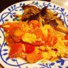 ふわとろジューシーなトマトと卵の中華風炒めもの