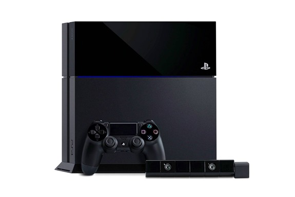 Playstation 4 予約完了 First Limited Pack with Playstation Camera