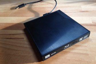 nasneに録りだめた番組をコピーできるロジテックBDドライブ購入