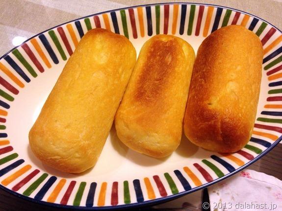 HBでパン