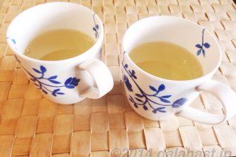 体に効く「ごぼう茶」の作り方と効能