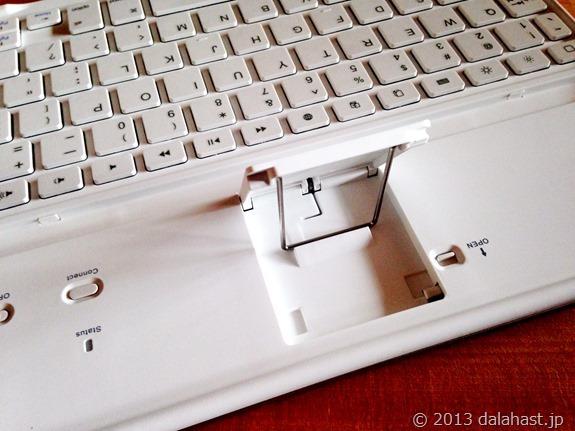 iPad用キーボード5
