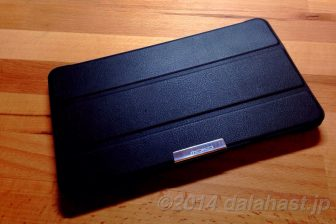 NEXUS7(2013)用 MoKoスマートカバーに買い替えました