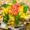 【レシピ】母直伝の彩り 筍(たけのこ)寿司 木の芽の香りと筍と蕗の食感が楽しいちらし寿司