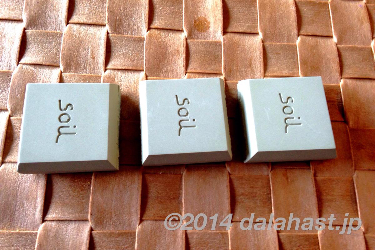 soil 珪藻土 乾燥剤4