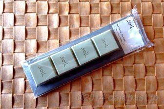 soil 珪藻土 板チョコ型乾燥調整剤は塩や砂糖、乾物の保存容器におすすめ