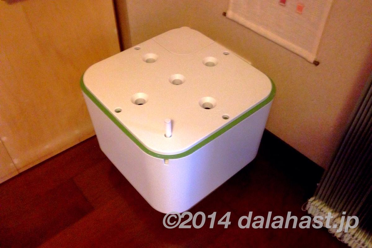 水耕栽培器イエナ ienaで室内栽培編 キャスター付格子台購入