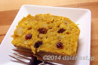 朝食にもぴったり 仄かな甘味がクセになるバナナキャロットケーキ