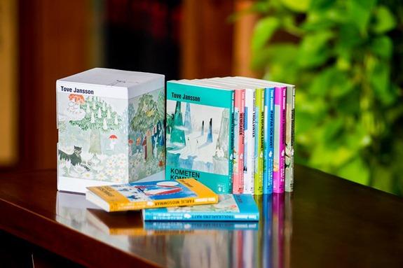 ムーミン文庫ボックス