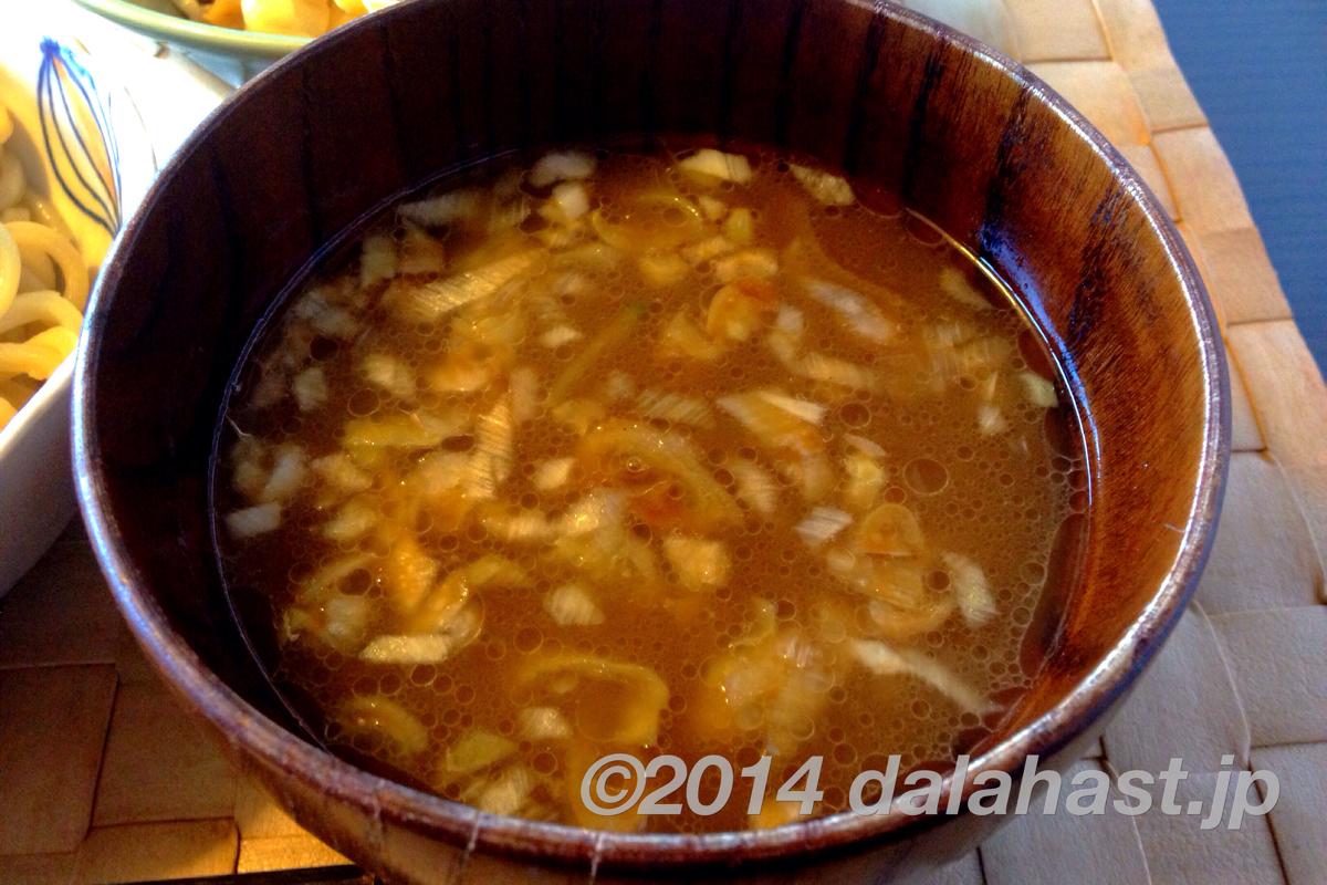 セブンイレブンプレムアム  冷凍つけ麺