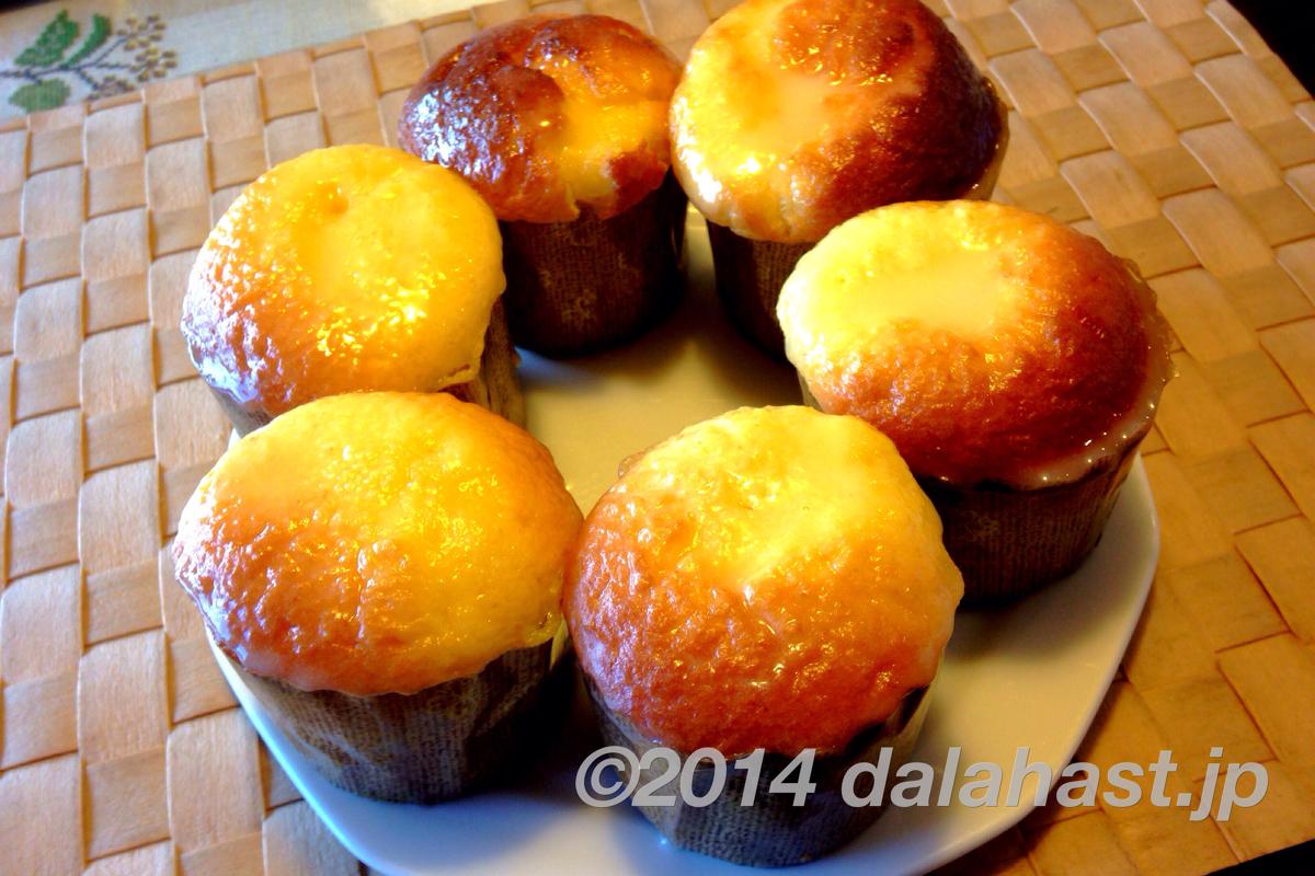 レモンアイシングケーキ