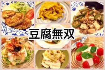 豆腐無双!ヘルシーでお手軽な晩酌レシピを公開するよ 【世界旅行編】
