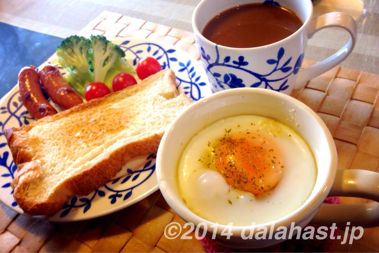 エッグスラット LAで人気の朝食メニューのレシピ