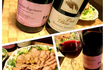 本日はボジョレー・ヌーヴォー2014解禁日 オーガニックワインを堪能