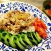 炊飯器で炊くだけのカオマンガイ 味噌ダレのレシピ