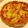 台北のネギ餅(葱油餅)の作り方 ゴマ油の香ばしさともっちり触感がやみつき