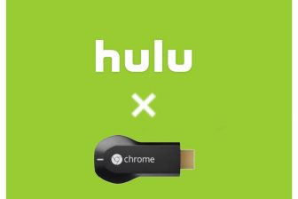 HuluはChromecastとの相性抜群 1ヶ月無料キャンペーン中