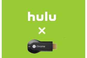 HuluはChromecastとの相性抜群 1ヶ月無料キャンペーン中