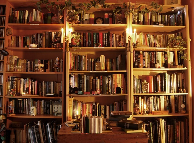 Amazon のページから最寄りの図書館の蔵書を検索できる便利なツールLibron