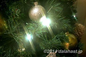 省エネなクリスマスツリーイルミネーションLEDライト