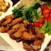 鶏肉のフリッター チキンスティックで食べやすく食が進む!