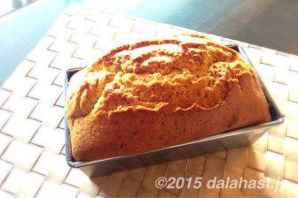 紅茶アールグレイのパウンドケーキ しっとりサックリ、紅茶のフレイバーが効いた定番ケーキの作り方