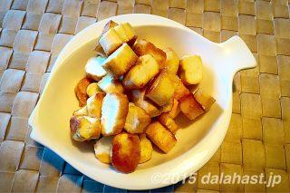 3時のおやつにお麩ラスク 濃厚バター&シュガーが染み込んだサックサクで後を引く美味さ!