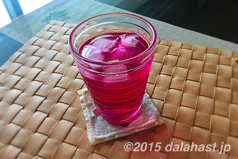 赤紫蘇ジュースで猛暑を乗り切る!夏バテ防止の栄養価の高いドリンクのレシピ