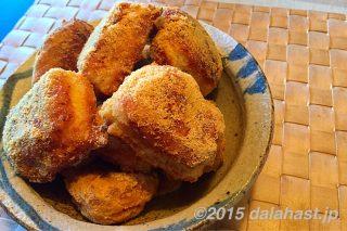 フライパンでつくる、簡単でヘルシーな豆腐ドーナツのレシピ