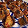 蒲焼き秋刀魚の香味寿司 カリカリ梅の食感が絶妙な秋を感じる棒寿司のレシピ